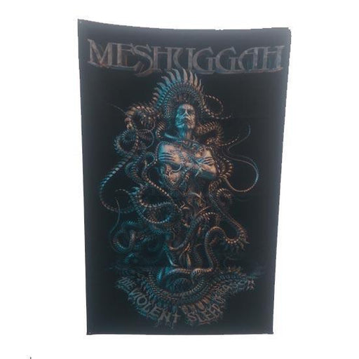 Deluxe Flag - Meshuggah - Violent Sleep of Reason-Metalomania