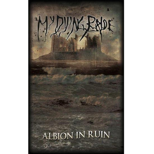 Deluxe Flag - My Dying Bride - Albion in Ruin-Metalomania