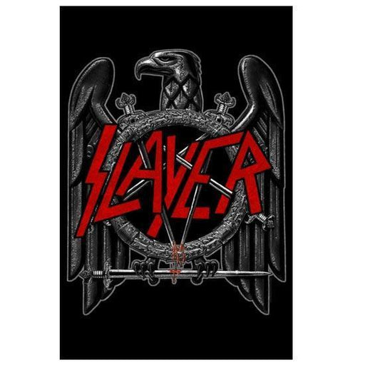 Deluxe Flag - Slayer - Black Eagle-Metalomania