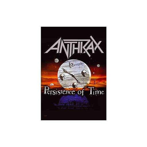 Flag - Anthrax - Persistence of Time-Metalomania