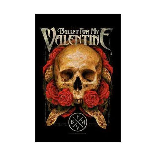 Flag - Bullet for my Valentine - Serpent Roses