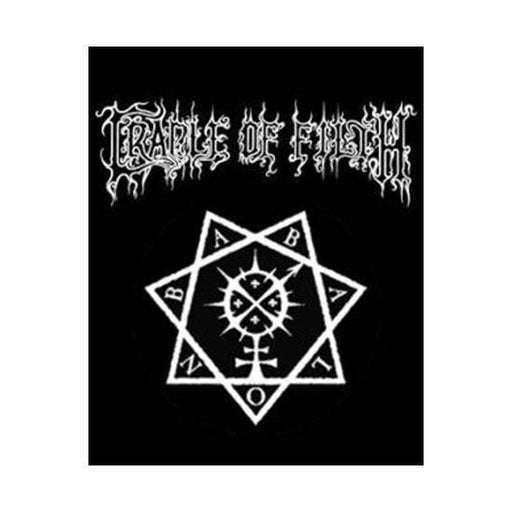 Flag - Cradle of Filth - Babylon