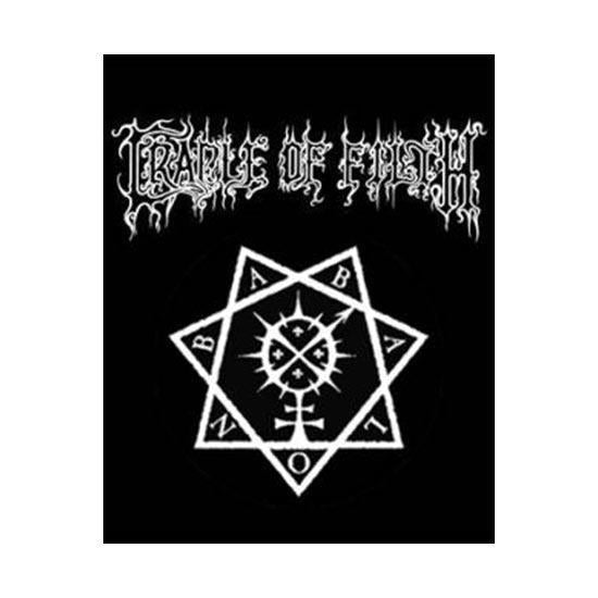 Flag - Cradle of Filth - Babylon-Metalomania