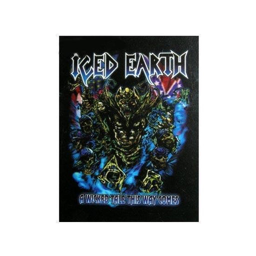 Flag - Iced Earth - A Wicked Tale