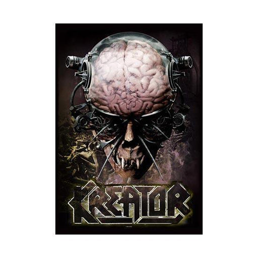 Flag - Kreator - Enemy of God-Metalomania