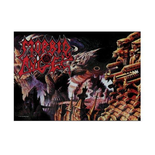 Flag - Morbid Angel - Gateways to Annihilation