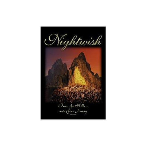 Flag - Nightwish - Over The Hills-Metalomania