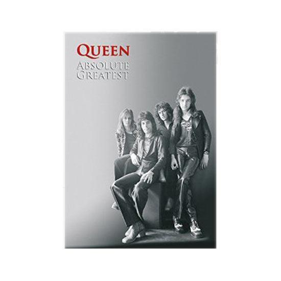 Flag - Queen - Band Photo-Metalomania