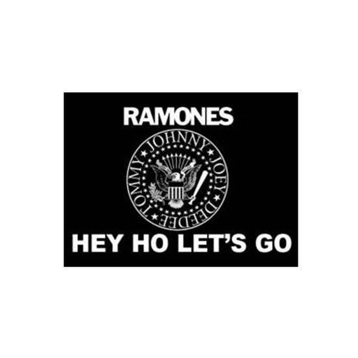 Flag - Ramones - Hey Ho-Metalomania