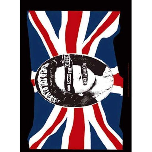 Flag - Sex Pistols - God Save the Queen
