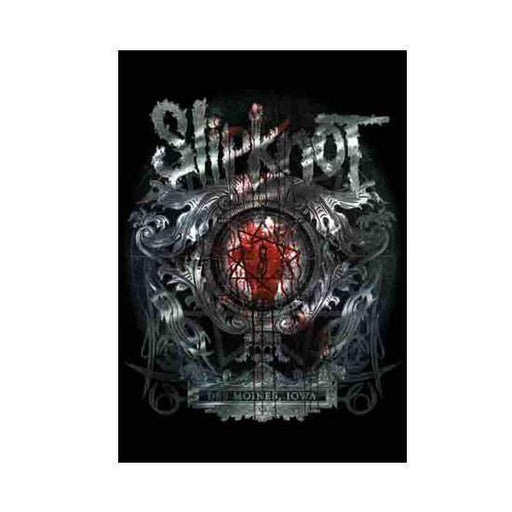 Flag - Slipknot - Des Moines-Metalomania