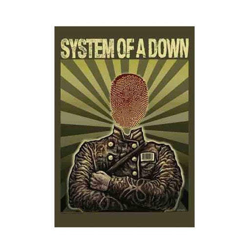 Flag - System of a Down - Soldier