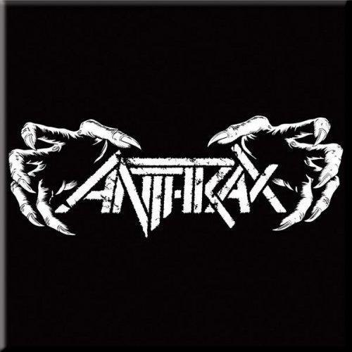 Fridge Magnet - Anthrax - Hands-Metalomania