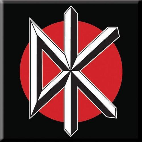Fridge Magnet - Dead Kennedys - Logo