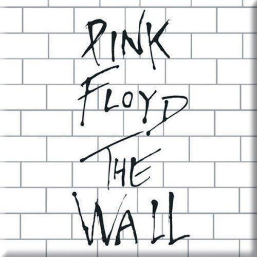 Fridge Magnet - Pink Floyd - The Wall Logo-Metalomania