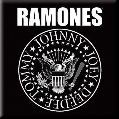 Fridge Magnet - Ramones - Seal-Metalomania