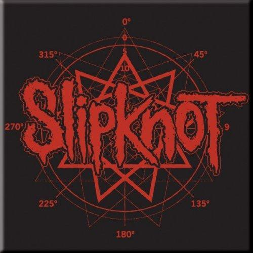 Fridge Magnet - Slipknot - Logo-Metalomania
