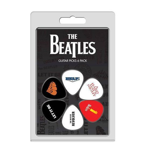 Guitar Picks - Beatles (The) - 6 Pack Version 2
