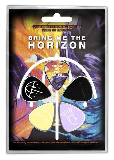 Guitar Picks - Bring Me The Horizon - That's the Spirit-Metalomania