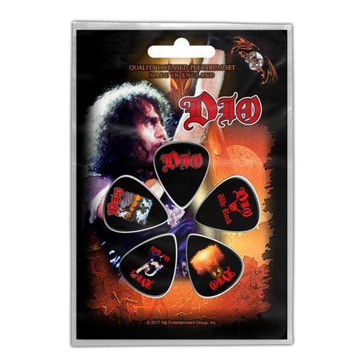 Guitar Picks - Dio - We Rock-Metalomania