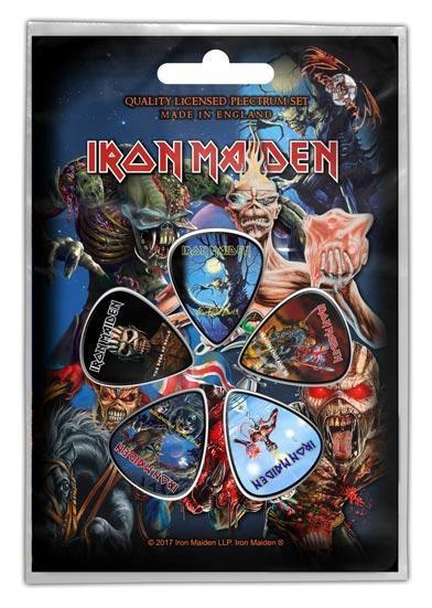 Guitar Picks - Iron Maiden - Later Albums
