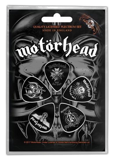 Guitar Picks - Motorhead - Bad Magic-Metalomania