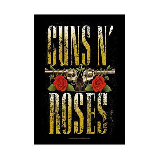 Flag - Guns N Roses - Pistols & Roses-Metalomania