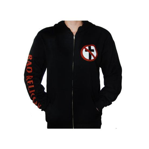 Hoodie - Bad Religion - Classic Buster (zip)
