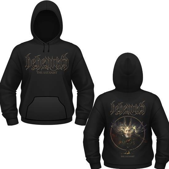 Hoodie - Behemoth - The Satanist - Pullover-Metalomania