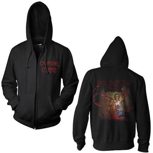 Hoodie - Cannibal Corpse - Red Before Black - ZIP