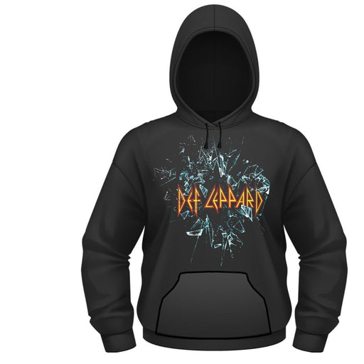 Hoodie - Def Leppard - Glass - Pullover