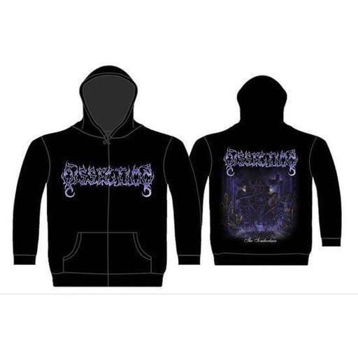 Hoodie - Dissection - Somberlain - Zip-Metalomania
