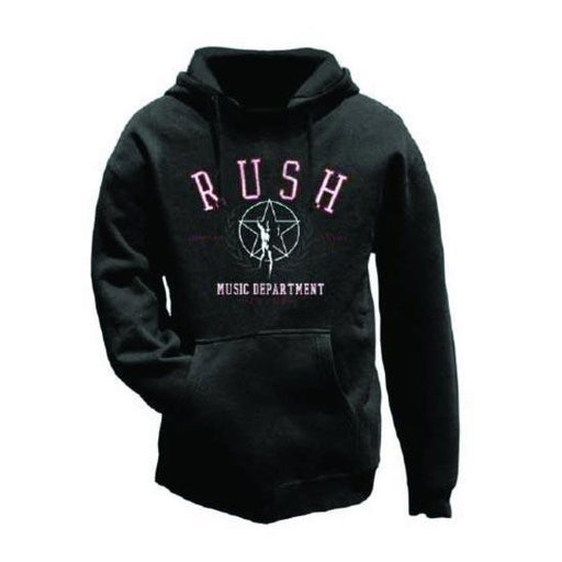 Hoodie - Rush - Music Dept - Pullover