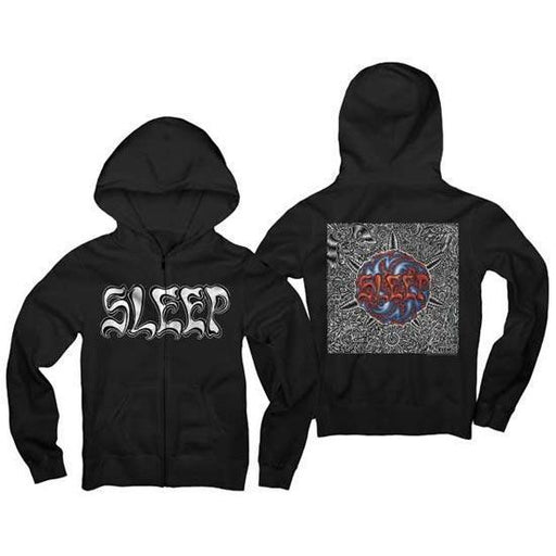 Hoodie - Sleep - Holy Mountain - Zip-Metalomania