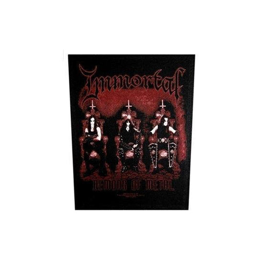 Immortal Demons Of Metal (Back Patches)