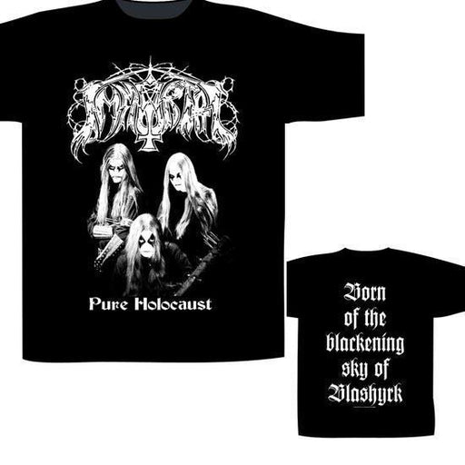 Immortal Pure Holocaust (T-Shirt)-Metalomania