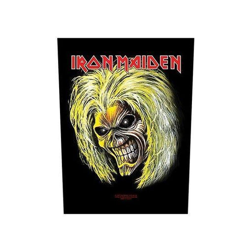 Iron Maiden - Killers / Eddie (Back Patches)