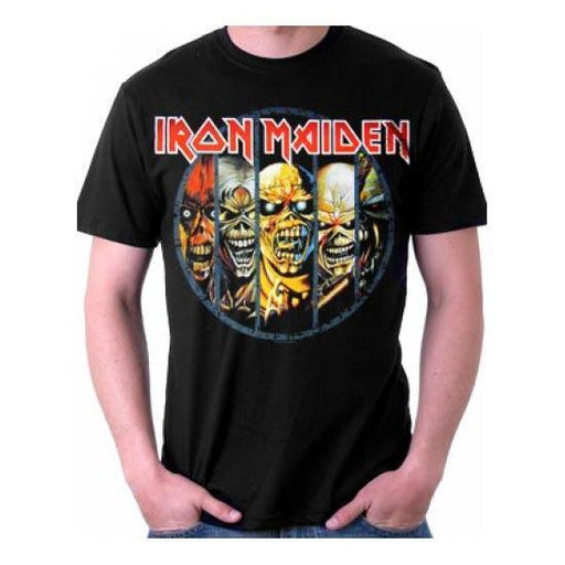 Iron Maiden Eddie Evolution (T-Shirt)