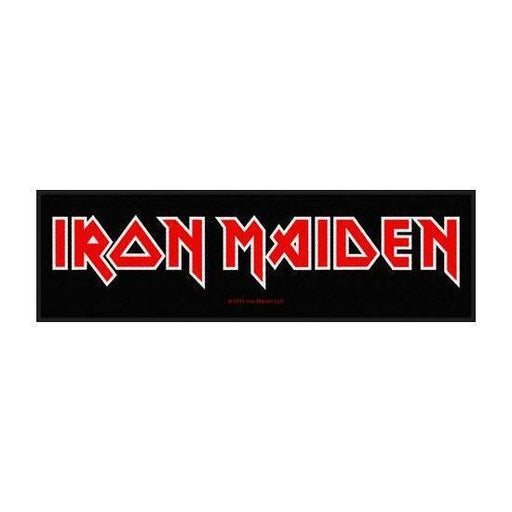 Patch - Iron Maiden - Logo