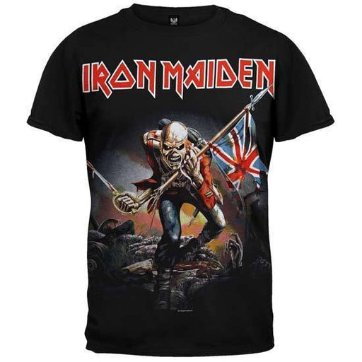 T-Shirt - Iron Maiden - Trooper V2