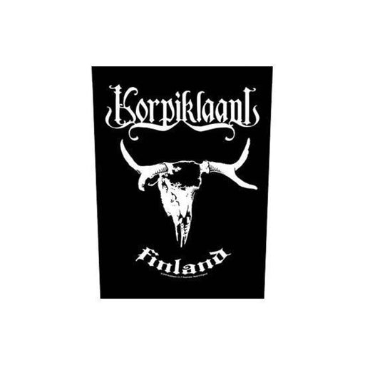 Korpiklaani Finland (Back Patches)-Metalomania