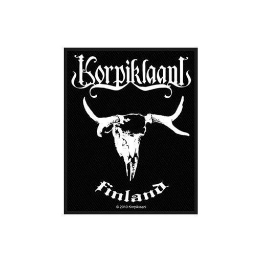 Patch - Korpiklaani - Finland-Metalomania