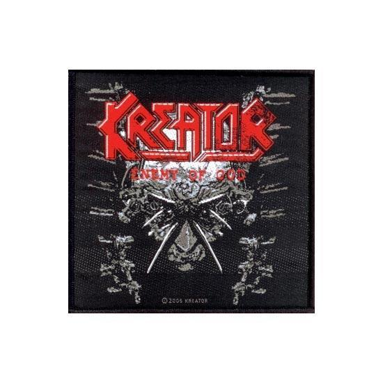 Patch - Kreator Enemy of God-Metalomania