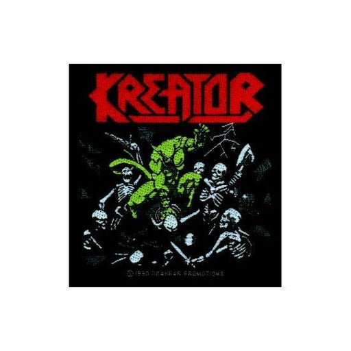 Patch - Kreator Pleasure to Kill-Metalomania