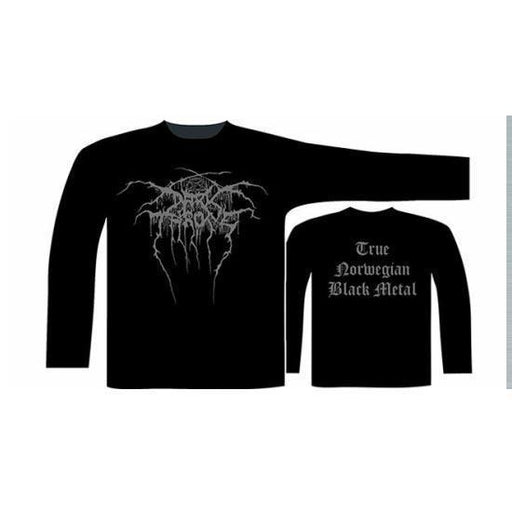 Long Sleeve - Darkthrone - True Norwegian Black Metal-Metalomania