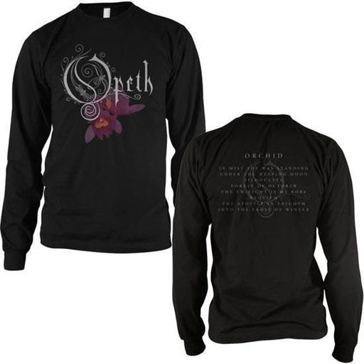 Long Sleeve - Opeth - Orchid
