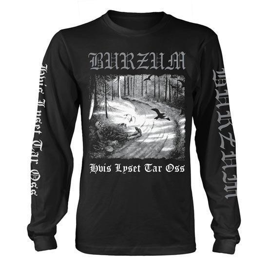 Long Sleeve Shirt - Burzum - HVIS LYSET TAR OSS-Metalomania