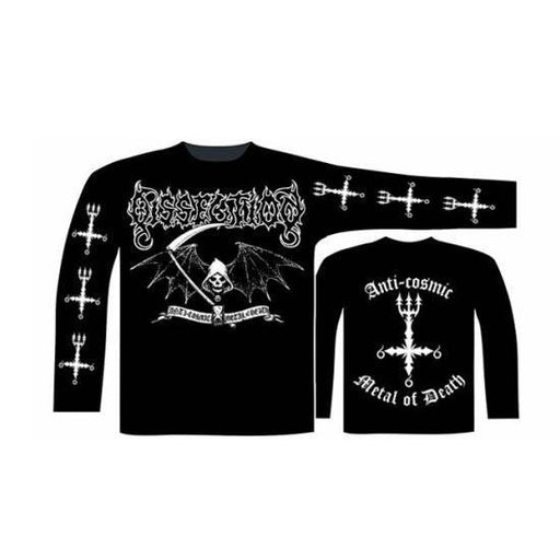 Long Sleeve Shirt - Dissection - Reaper-Metalomania