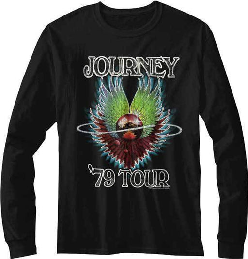 Long Sleeve Shirt - Journey - 1979 Tour