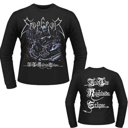 Long Sleeves - Emperor - In the Nightside Eclipse-Metalomania